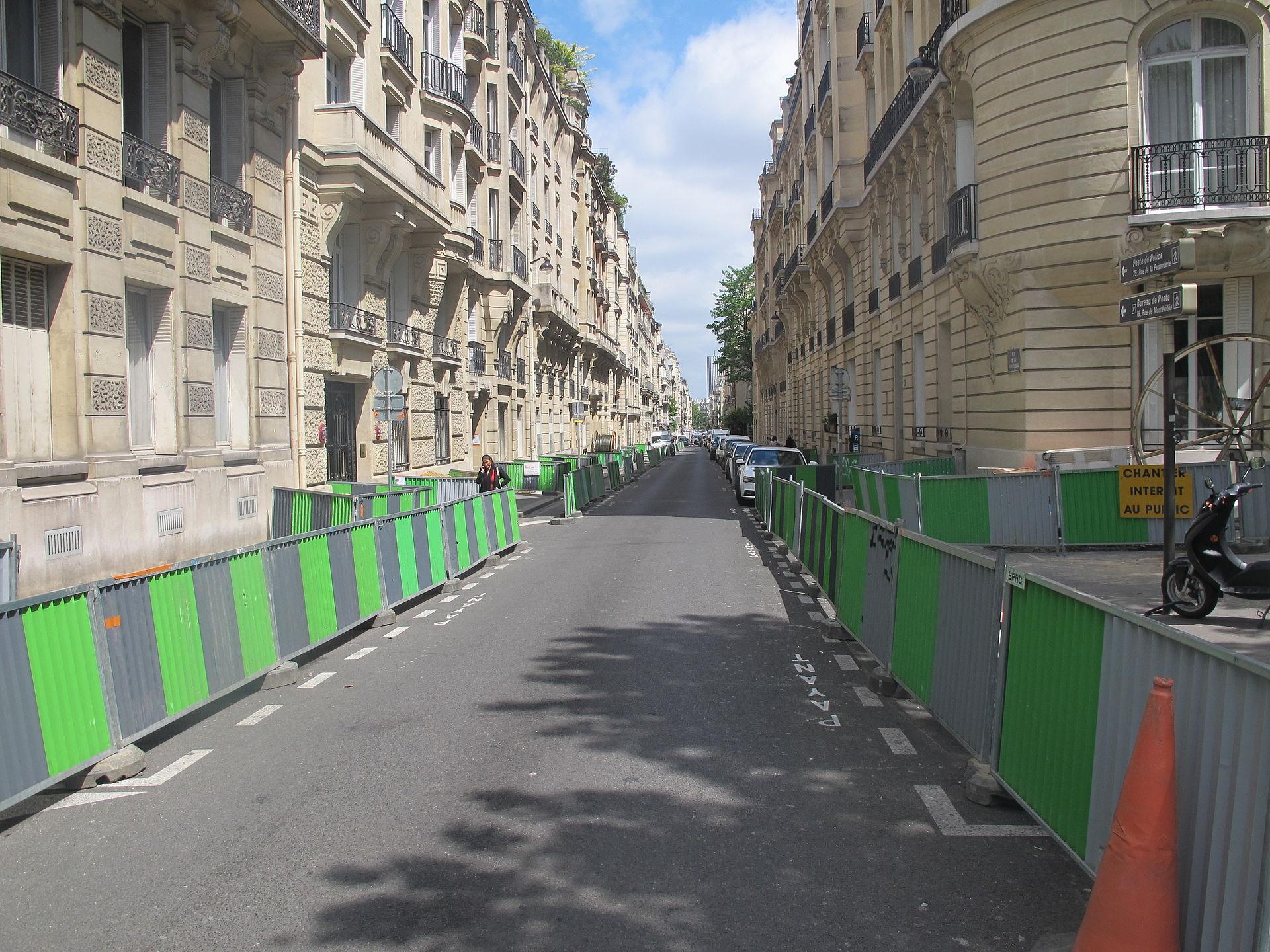 Rue de la faisanderie wikip dia - Piscine de la faisanderie ...
