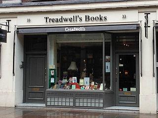 Treadwells Bookshop specialist bookshop
