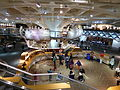 Tree house and Design Lab in Central Pavilion of the New York Hall of Science.JPG