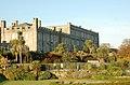 Tregenna Castle Hotel above the formal garden - geograph.org.uk - 1551874.jpg