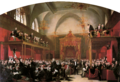 Trial of Queen Caroline by Sir George Hayter.png