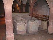 Trier Benediktinerabtei St Matthias 3