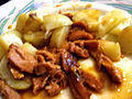 Tripettes de Corse et pommes de terre.JPG