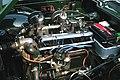 Triumph TR 4 Motor (2009-05-01).JPG