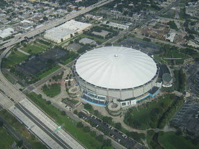 Tropicana Field Wikipedia