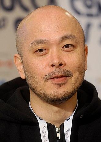 Tsutomu Nihei - Nihei at Lucca Comics & Games 2015