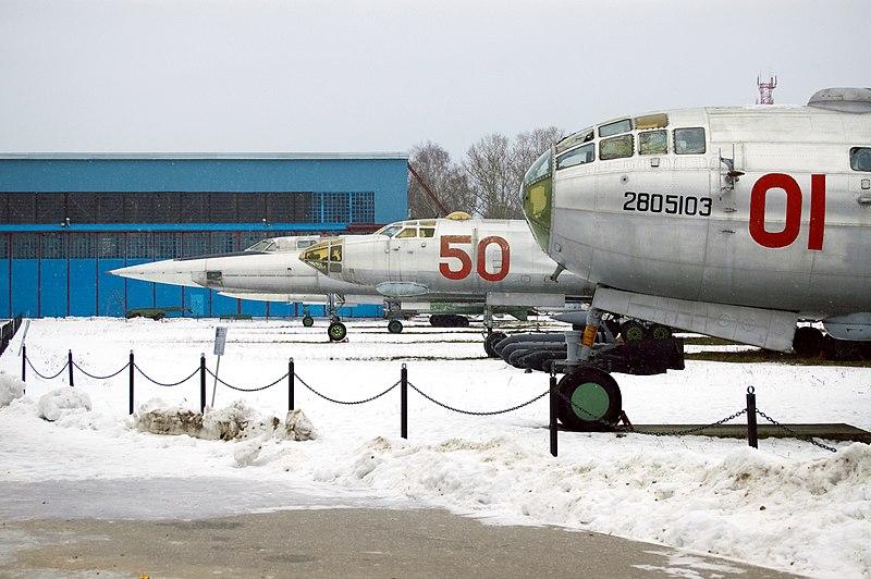File:Tu-4&Tu-16&Tu-22-2008-Monino.jpg