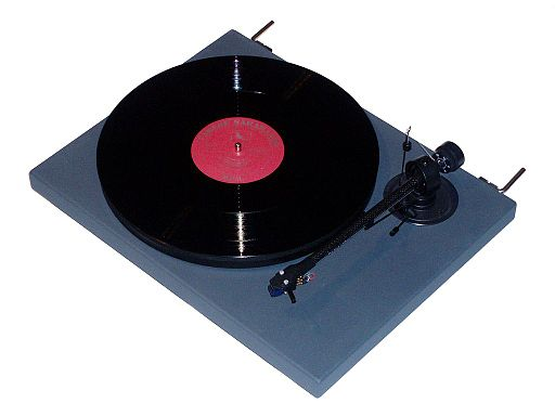 Turntable-floating-view