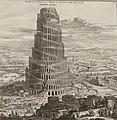 Turris Babel by Athanasius Kircher.jpg