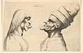 Two deformed heads facing each other MET DP823744.jpg