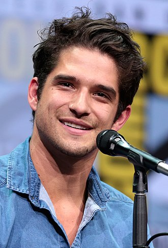 Tyler Posey - Posey at the 2017 San Diego Comic-Con
