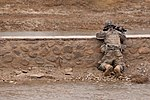 U.S. and Coalition Forces Mentor Afghan National Army in Dismount Patrol DVIDS251805.jpg