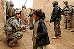 U.S. and Coalition Forces Mentor Afghan National Army in Dismount Patrol DVIDS251807.jpg