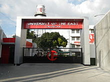 University Of The East Caloocan Wikipedia