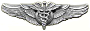 USAAF Flight Surgeon Wings