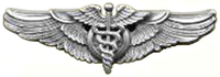 USAAF Flight Surgeon Wings