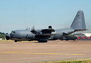 USAF Hercules MC-130E Combat Talon I at RIAT 2010 arp