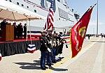 USS Arlington Commissioning Ceremony 130406-N-ZE938-054.jpg