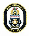 USS Chicago (SSN 721) Coat of arms.jpg
