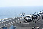 USS George H.W. Bush supports maritime security operations and theater security cooperation efforts in the U.S. 5th Fleet area of responsibility 140829-N-CZ979-007.jpg