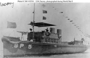 USS Tacony (SP-5)
