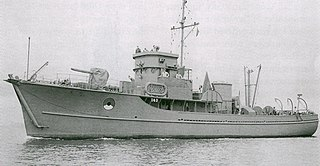 Auxiliary motor minesweepers