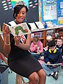 US Army 53191 Fort Belvoir Elementary School students read for the record.jpg