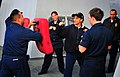 US Navy 081207-N-4774B-073 Sailors participate in a martial arts training exercise.jpg