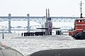 US Navy 110408-N-8467N-001 USS Providence (SSN 719) returns to Submarine Base New London after a scheduled deployment.jpg