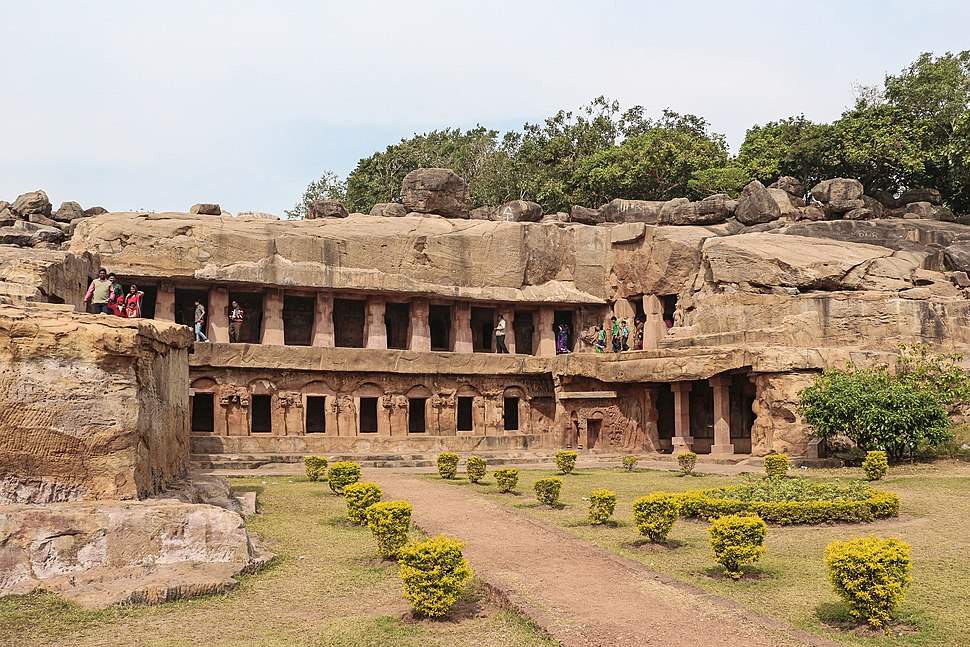 Udayagiri Caves - Rani Gumpha 01