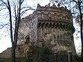 Ukraine Ostrog Castle RoundTower 01.jpg