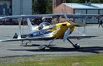 Ultimate Aircraft 10 Dash - Image: Ultimate 10 300