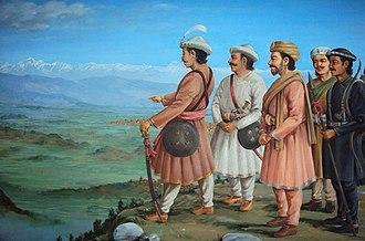 Kalu Pande - Image: Unification Campaign 1