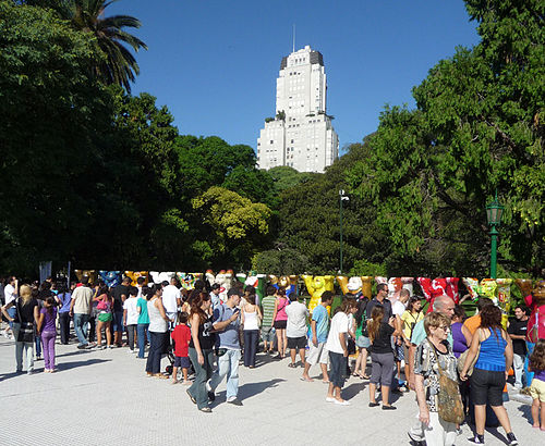 United Buddy Bears - Buenos Aires 2009