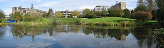 University of Bath - University of Bath (Claverton Down Campus)