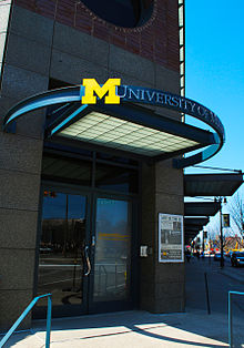 University Of Michigan Detroit Center