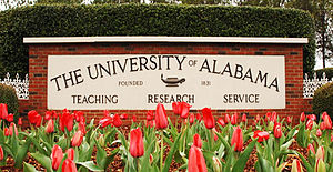 University of Alabama System - The University of Alabama at Tuscaloosa