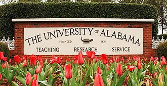 University of Alabama System - The University of Alabama at Tuscaloosa