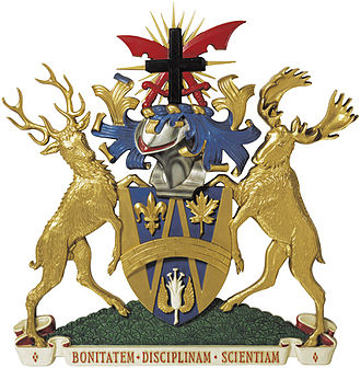 University of Windsor - University of Windsor Coat of Arms