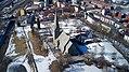 Vålerenga kirke med park (bilde 02) (2. april 2018).jpg