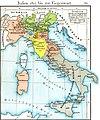Völkerkarte von Mittel- und Südosteuropa. Italien 1815 bis zur Gegenwart (1905).jpg