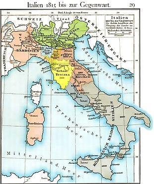 Cartina Italia 1848.Repubblica Romana 1849 Wikipedia