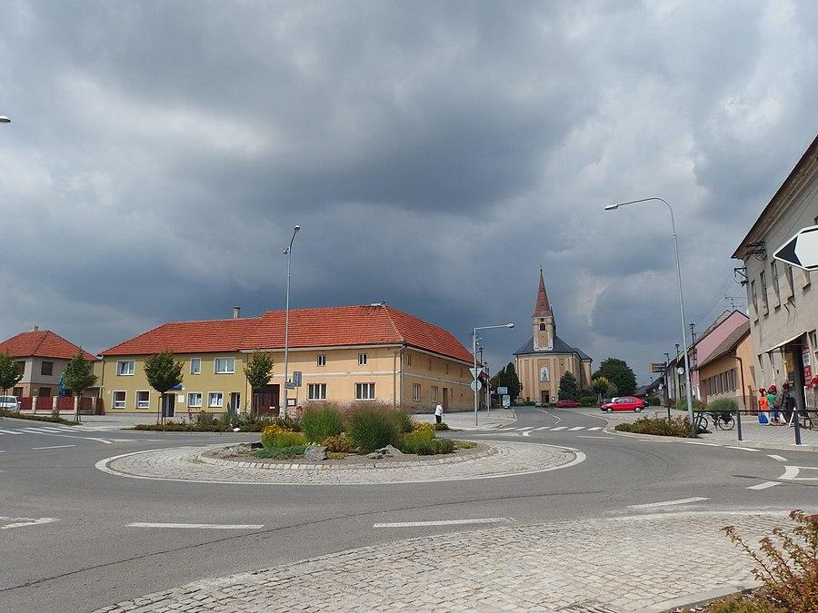 Všechovice (Přerov District)