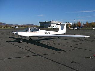Valentin Taifun German motor glider, 1981
