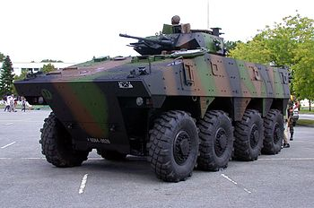 English: VBCI (armoured combat Vehicle of infa...