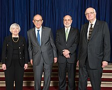 Chair of the Federal Reserve - Wikipedia