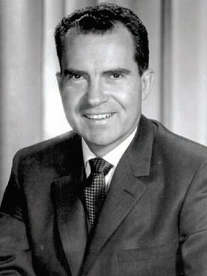 United States presidential election, 1956 - Image: VP Nixon copy (3x 4)