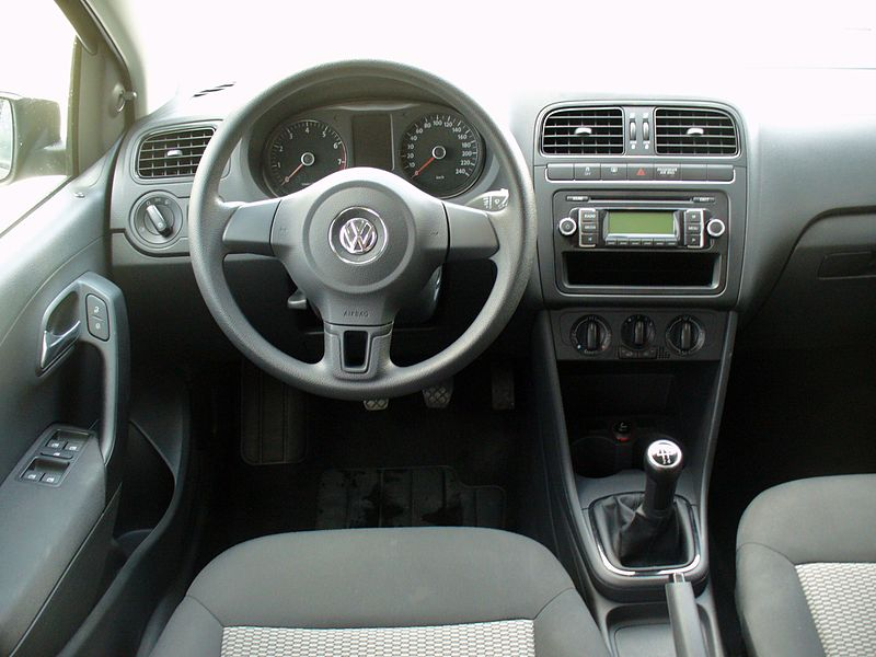 file vw polo v 1 2 trendline interieur jpg wikimedia commons. Black Bedroom Furniture Sets. Home Design Ideas