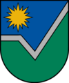 Coat of arms of Vaiņode Municipality