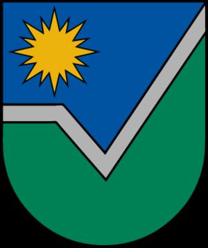 Vaiņode Municipality - Image: Vaiņodes novads COA